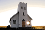 Kathleen Klemen. 2018-09. The Old Retlaw Church